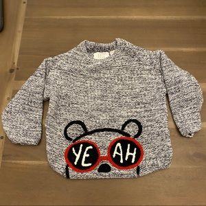 Zara Baby Boy Knit Sweater